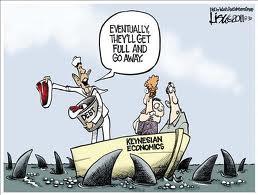 Keynesian Economics - sharks